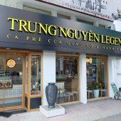 チュングェン・レジェンド・カフェ(Trung Nguyên Legend Cafe (Nguyen Thi Minh Khai))