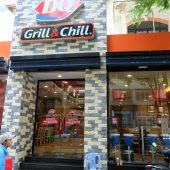 DQ グリル&チリ(DQ Grill & Chill)