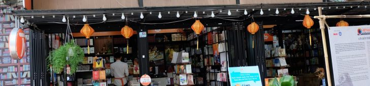 Nhà Sách Thái Hà