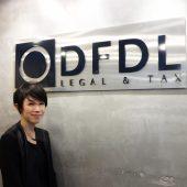 ベトナム・ホーチミンで働く日本人~DFDLで働きつつアーティストとして活動する大谷彩乃さん~