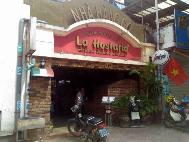 ラ・ホスタリア