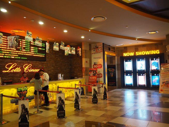 映画館・ゲームセンター・ボーリング場・子どもが遊べる有料のキッズルームもあります。
