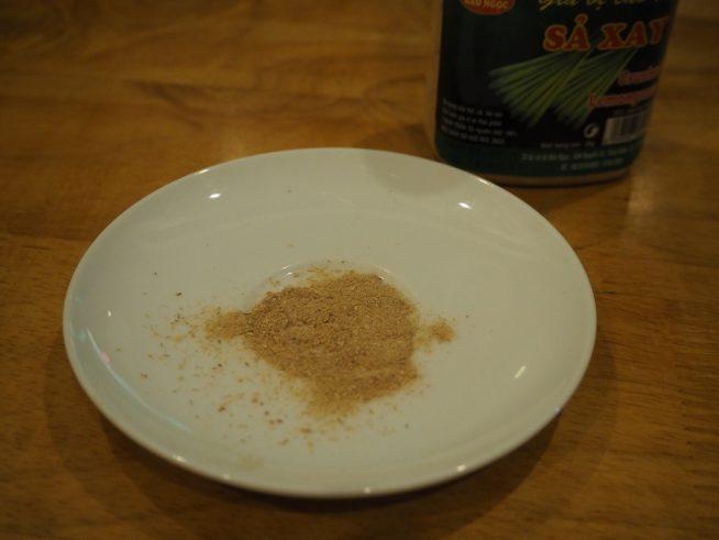 細かい粉なので、食材にも混ざりやすいです。