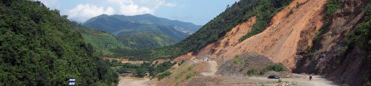 ベトナム北部山岳地帯ツーリング第3日目~ベトナム最西端から高原観光地「サパ」へ走る~