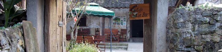 ベトナム最北端にあるカフェ「クックバック(北極)」は驚きの日本人経営