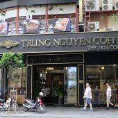 チュングェン・レジェンド・カフェ(Trung Nguyên Legend Cafe - Đồng Khởi)