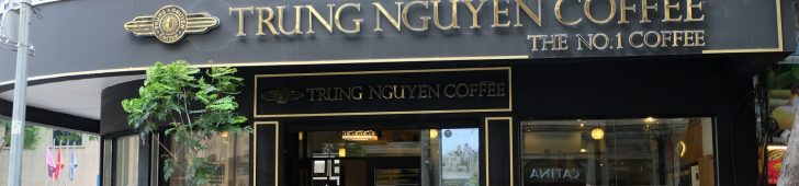 Trung Nguyên Legend Cafe – Đồng Khởi