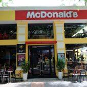 マクドナルド・ビュー・デェン(McDonald's Bưu Điện- Công Xã Paris)