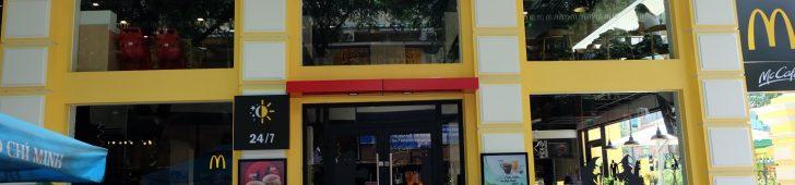 McDonald's Bưu Điện – Công Xã Paris