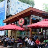 ハイランズコーヒー ダイアモンドプラザ(Highlands Coffee - Diamond Plaza)
