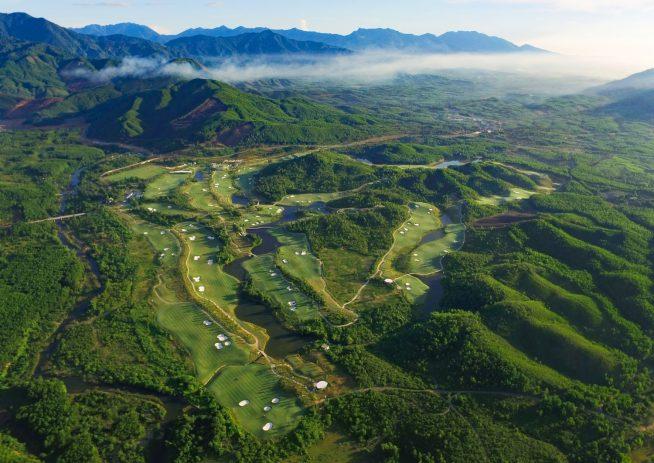 東南アジアトップクラスのゴルフ場