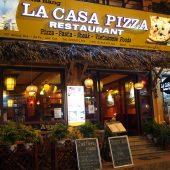 ラカサピザ(La Casa Pizza)