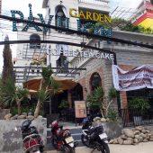 パビリオン・ザ・ガーデン・カフェ(Pavilion The Garden Cafe)