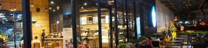 Starbucks Coffee – Tan Son Nhat Airport