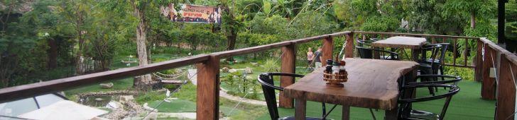 パークレーン・ミニゴルフレストランバー(Park Lane – Mini Golf Restaurant Bar)