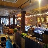 カフェベネ・マックディンチ店(Caffe Bene )