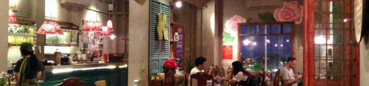コンカフェ・マックティブオイ店(Cộng Ca Phe Mac Thi Buoi)