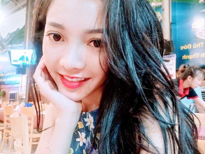 ベトナム美女はエキゾチックなところが魅力的です。