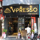 V プレッソ コーヒー(V-Presso Coffee)