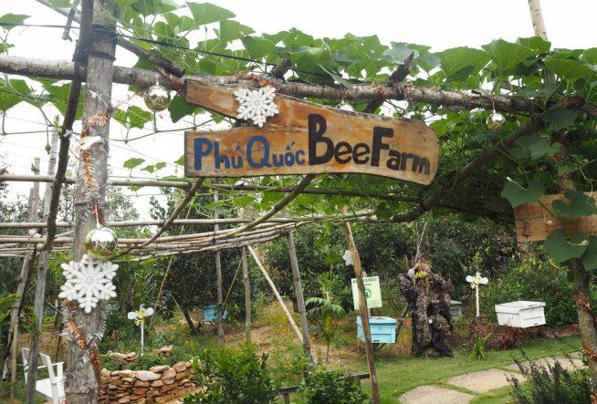 蜂蜜農園入口
