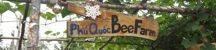 フーコック島の隠れた名物「蜂蜜」の農園へ行ってみよう!