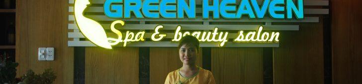グリーンへブン ホイアンリゾート&スパ(Green Heaven Hoi An Resort & Spa)