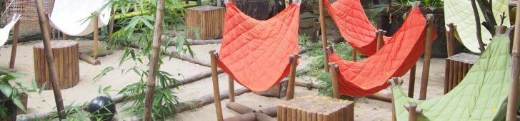 ラ・ティエン・タイ – ココバナティールーム&ガーデン(La Thiên Thái – Cocobana Tea Room & Garden)