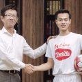 ハウス食品ベトナム社「プリンミクス」ブランドアバサダーにベトナムプロサッカー選手 グェン・ ヴァン ・トアン 選手を起用