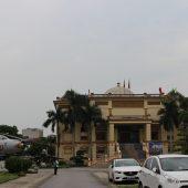 航空防衛博物館(Bảo tàng phòng không - Không quân)