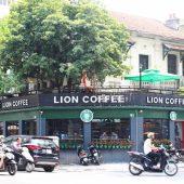 ライオンコーヒー(Lion Coffee)