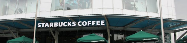 Starbucks Coffee – Indochina