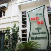 サン・ホ レストラン(Nhà Hàng San Hô)