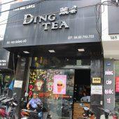 ディンティー・台湾茶(Trà Đài Loan Ding Tea - Giảng Võ)