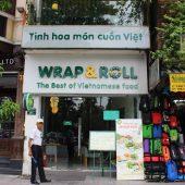 ラップ&ロール(Wrap & Roll- Đinh Tiên Hoàng)