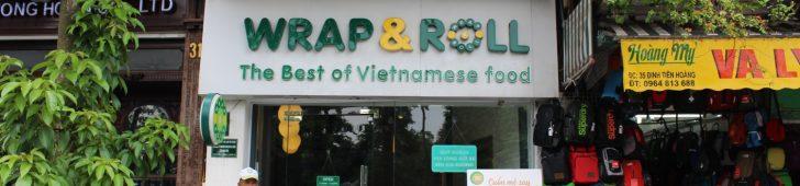 Wrap & Roll- Đinh Tiên Hoàng
