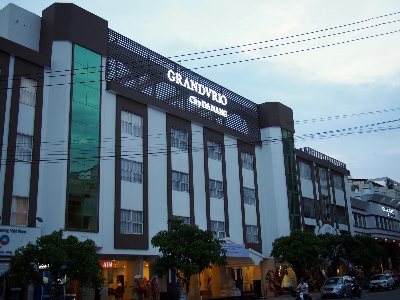 169室を擁する大型日系ホテル「GRANDVRIO」が4月開業。
