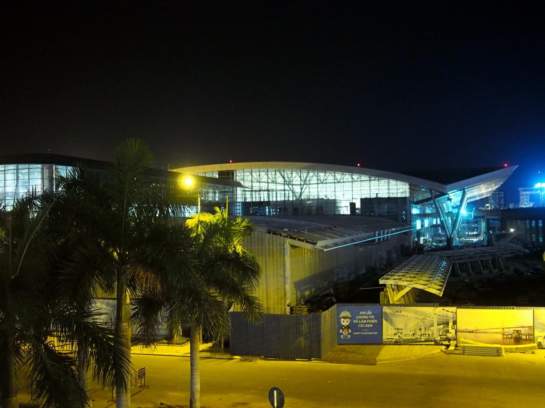 国際線需要増大に応えるダナン国際空港の新国際線ターミナル