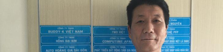 ベトナム・ホーチミンで働く日本人~Buddy-K Vietnam 清川英紀さん~