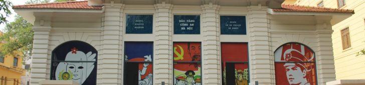 Bảo tàng Công An Hà Nội