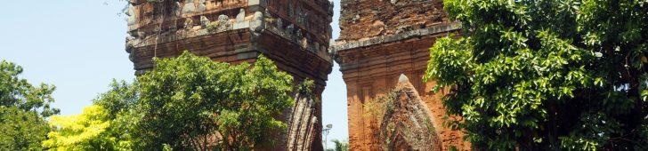 ベトナム・チャンパ王国の紹介~クイニョンにあるビンディン遺跡群~