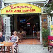 カンガルー・バー・バーガー( Kangaroo Bar & Burger)