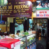 バインミーフーン(Bánh Mì Phượng )