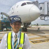 ベトナム・ハノイで働く日本人~ANA ハノイ空港所 吉田典路さん~