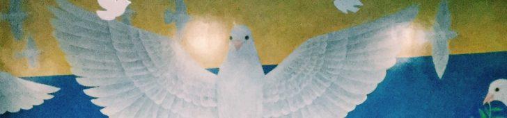 芸術を通して世界に平和を伝える「白鳩が平和を運ぶプロジェクト」