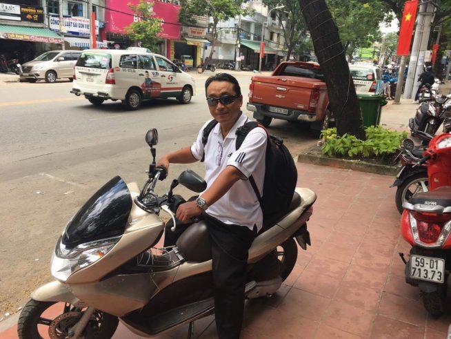 何処でもバイクで移動