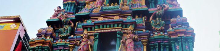 ホーチミン1区にあるヒンドゥー教寺院「スリ・タンディ・ユッタ・パニ寺院」「スリ・マリアマン寺院」に行ってみよう