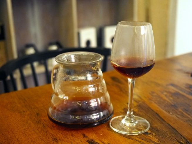 ベトナムコーヒーリパブリックのコーヒー