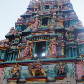 マリアンマン ヒンドゥーテンプル(Mariamman Hindu Temple )