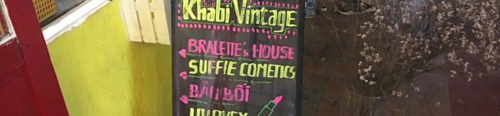 Khabi Vintage