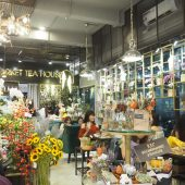 38フラワーズマケットティーハウス(38 Flower Market Tea House)